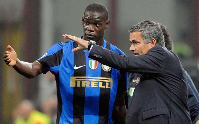 Mourinho sẵn sàng tái hợp với Balotelli tại Chelsea