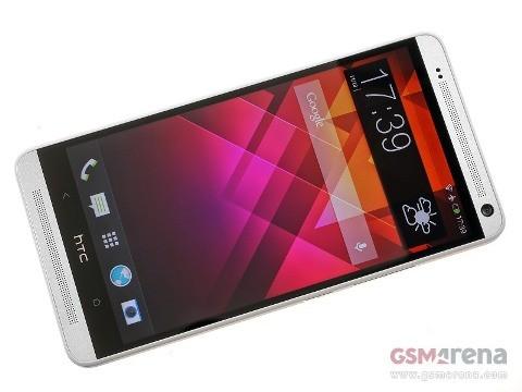 HTC One Max xuất trận cùng cảm biến vân tay - ảnh 4
