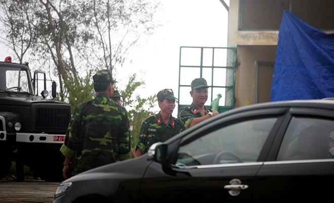 Đơn vị phụ trách đoàn xe tiêu binh được điều từ quân khu 7             Bài viết: http://news.zing.vn/Doan-xe-tang-le-tai-Quang-Binh-dien-tap-trong-mua-post359630.html#home_featured.tinnong             Nguồn Zing News