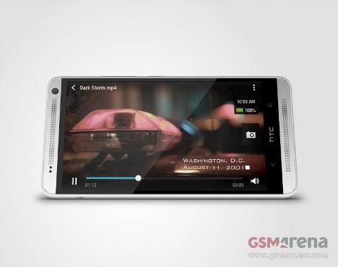 HTC One Max xuất trận cùng cảm biến vân tay - ảnh 2