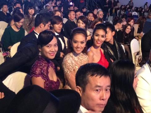 Lan Khuê vào top 5 Người mẫu thời trang châu Á - ảnh 2