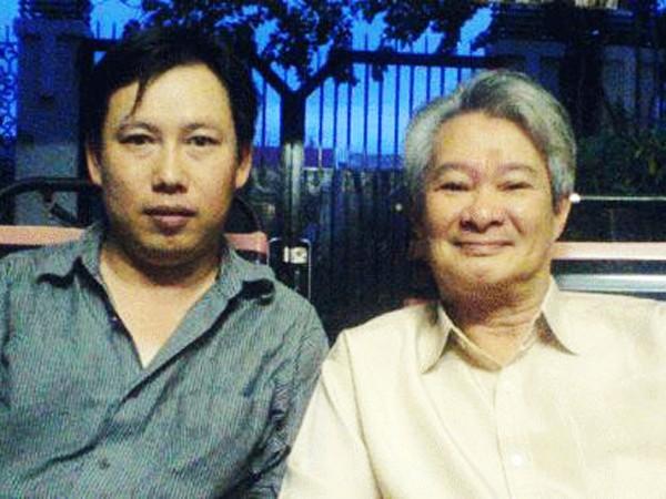 Bùi Văn Nam Sơn và tác giả bài viết