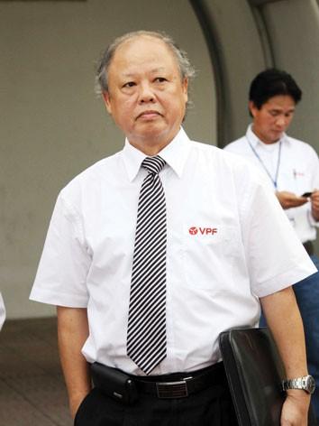 Ông Đoàn Phú Tấn. ảnh: VSI