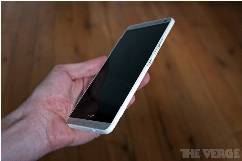 Trên tay HTC One Max - ảnh 1