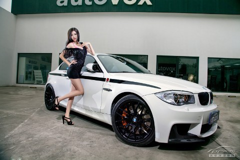 Mỹ nhân xinh như mộng bên BMW - ảnh 6
