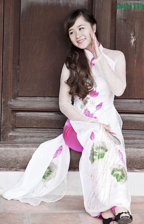 Nữ cán bộ Đoàn 9X xinh đẹp, học giỏi HV Tài chính - ảnh 7
