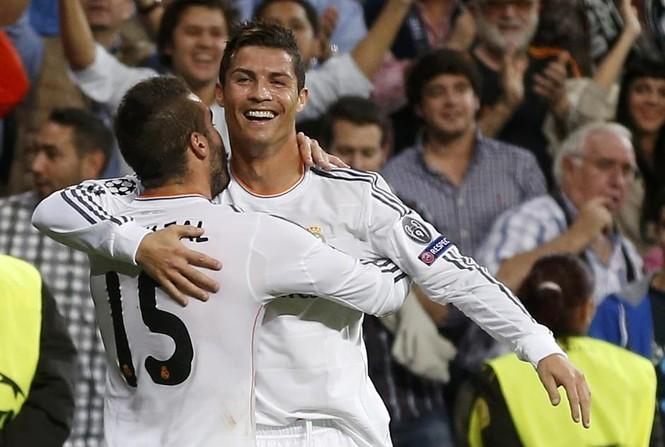 Ronaldo xếp thứ 7