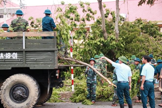 Miền Trung thiệt hại trên 1.500 tỷ đồng vì bão số 11 - ảnh 3