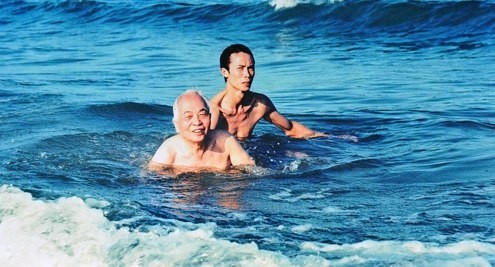 Đại tướng bên sóng nước