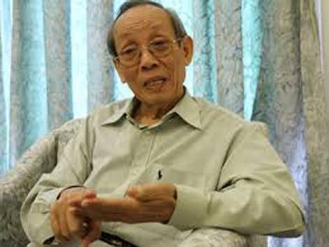 Nguyên Bộ trưởng Trần Hồng Quân
