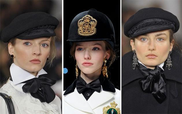Chọn mũ phong cách cho mùa thu đông - ảnh 6
