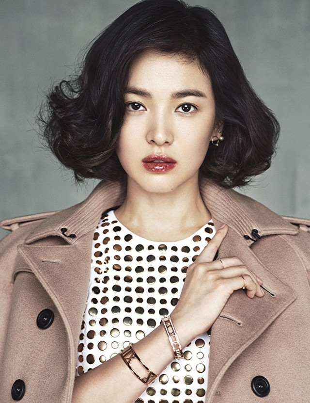 Song Hye Kyo quyến rũ, thanh lịch - ảnh 8