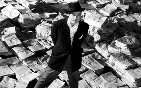 Nhân vật Charles Foster Kane (do đạo diễn Orson Welles thủ vai)