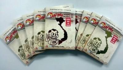 Bộ truyện tranh Thần đồng Đất Việt về Hoàng Sa-Trường Sa được TS Nguyễn Nhã mang đi giới thiệu ở châu Âu vào đầu tháng 9