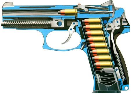 Mẫu súng Yarigina