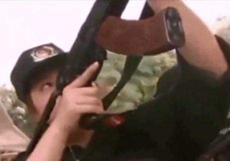 Rèn luyện kỹ năng với súng