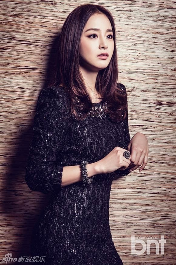 Kim Tae Hee đẹp hút hồn với váy bó sát gợi cảm - ảnh 3