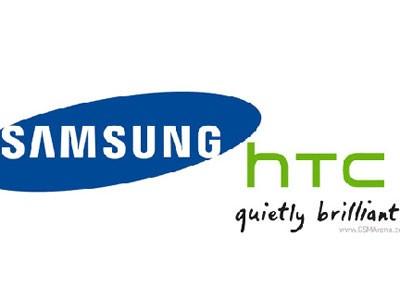 Samsung bị phạt vì 'chơi xấu' HTC tại Đài Loan - ảnh 1
