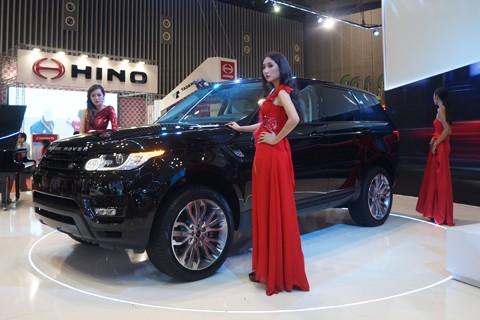 """Những cái """"nhất"""" trong triển lãm ô tô lớn nhất Việt Nam - ảnh 6"""