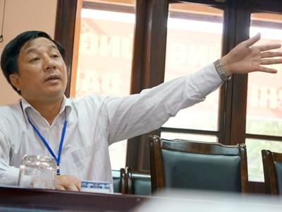 Giám đốc BQL đền Hùng             Nguyễn Xuân Các
