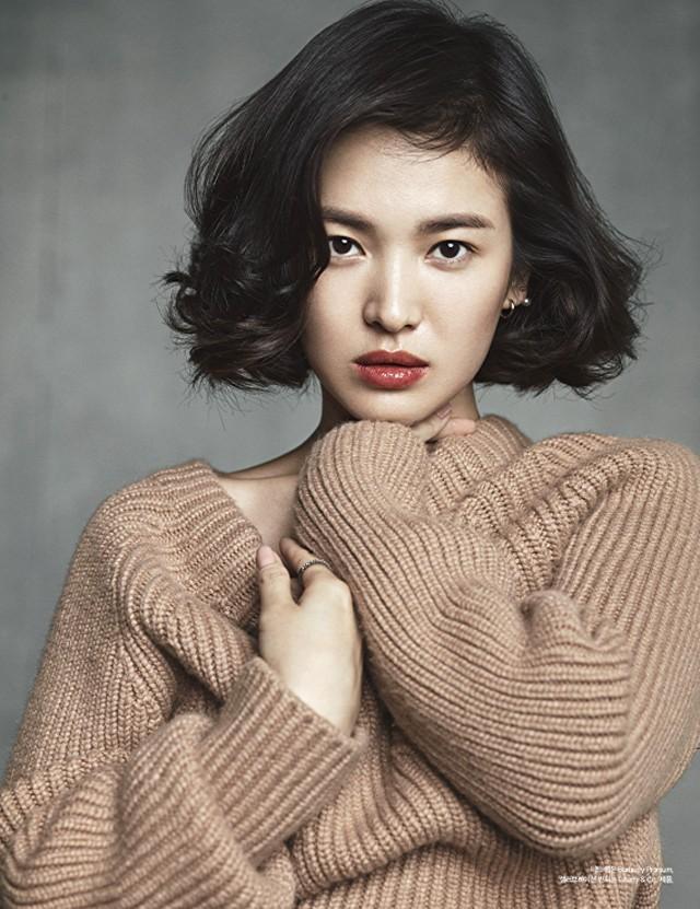 Song Hye Kyo quyến rũ, thanh lịch - ảnh 2