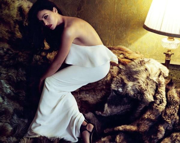 Monica Bellucci vẻ đẹp vượt thời gian - ảnh 5