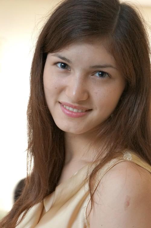 Á khôi người Việt ở Ba Lan Violetta Mai Krejner