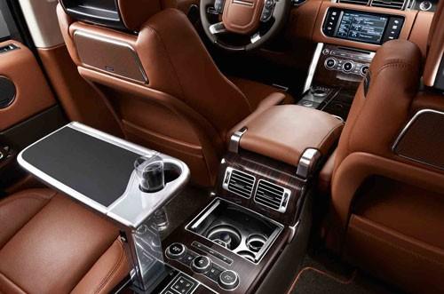 Range Rover có phiên bản trục cơ sở kéo dài - ảnh 5