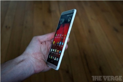 Trên tay HTC One Max - ảnh 10