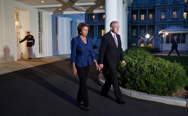 Cuộc đàm phán giữa ông Obama và lãnh đạo hai Đảng chưa đi đến kết quả để giải quyết tình trạng