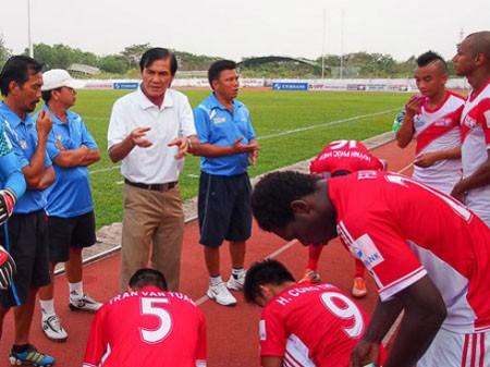 K.Kiên Giang thời gian vừa qua đã liên hệ với một số đối tác để chuyển giao đội bóng, lấy tiền trả nợ nhưng chưa nơi nào ưng thuận.