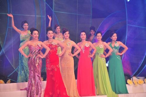 Hình ảnh đêm chung kết 'Người đẹp xứ Trà' 2013 - ảnh 23