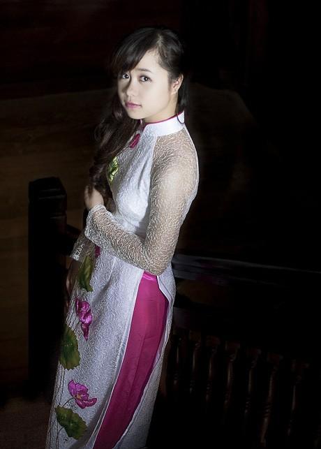 Nữ cán bộ Đoàn 9X xinh đẹp, học giỏi HV Tài chính - ảnh 4