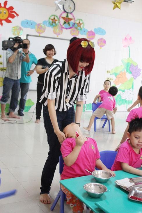 Thiều Bảo Trang sợ sinh con - ảnh 5