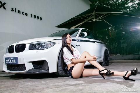 Mỹ nhân xinh như mộng bên BMW - ảnh 15