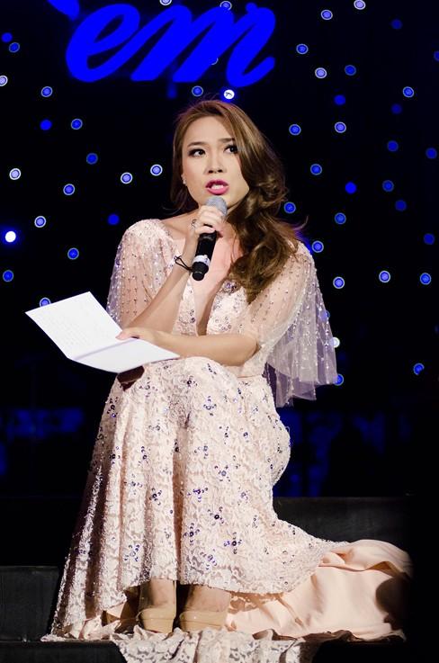 Thắng đề cử EMA Đông Nam Á, Mỹ Tâm hát cực 'sung' - ảnh 6