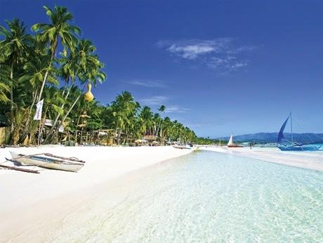 Boracay - 'giai nhân' quyến rũ từ Philippines - ảnh 1