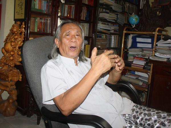 GS Phạm Đức Dương