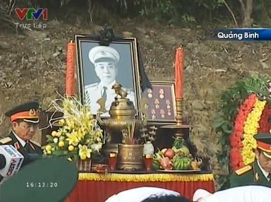 Đại tướng Võ Nguyên Giáp đã yên nghỉ trong lòng đất Mẹ - ảnh 20