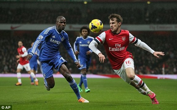 Arsenal-Chelsea (0-0): Chia điểm trong bất lực - ảnh 2