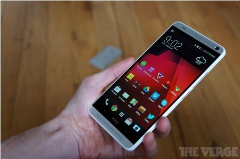 Trên tay HTC One Max - ảnh 15