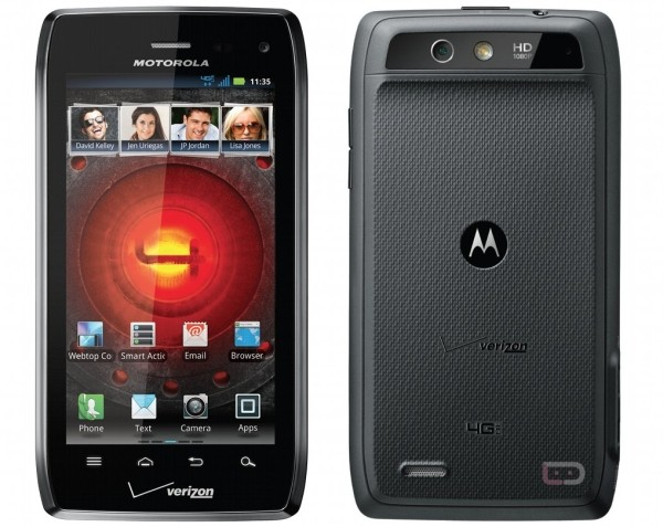 Motorola tiếp tục tung Droid 4 - ảnh 1