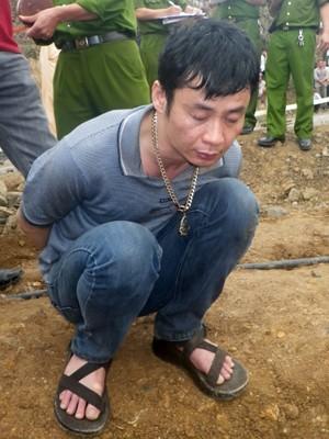 Trùm ma túy Đỗ Huy Hoàng bị bắt giữ