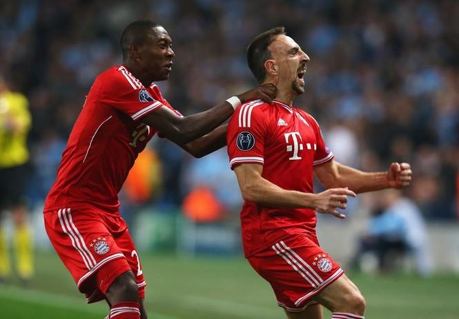 Ribery xếp thứ 9