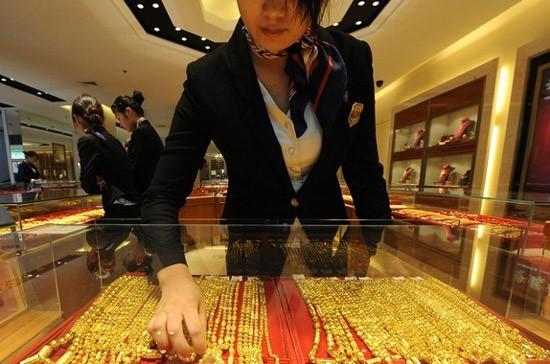 Vàng trong nước lên sát 37,5 triệu đồng/lượng - ảnh 1