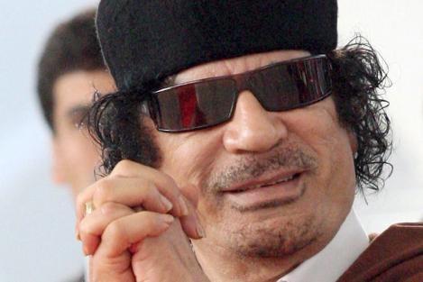 Ông Muammar Gaddafi