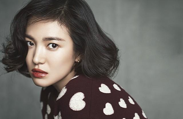 Song Hye Kyo quyến rũ, thanh lịch - ảnh 12