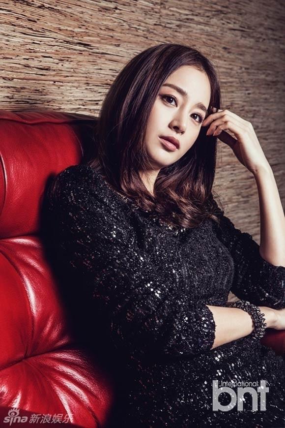 Kim Tae Hee đẹp hút hồn với váy bó sát gợi cảm - ảnh 4