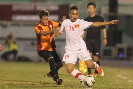 U23 Việt Nam sang Myanmar đá giao hữu - ảnh 1