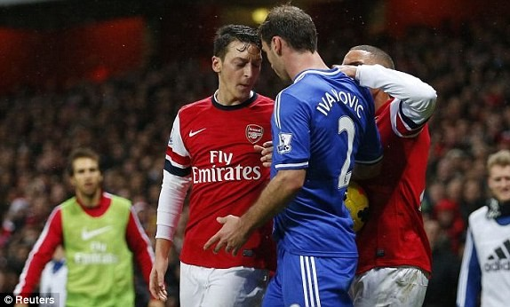 Arsenal-Chelsea (0-0): Chia điểm trong bất lực - ảnh 4